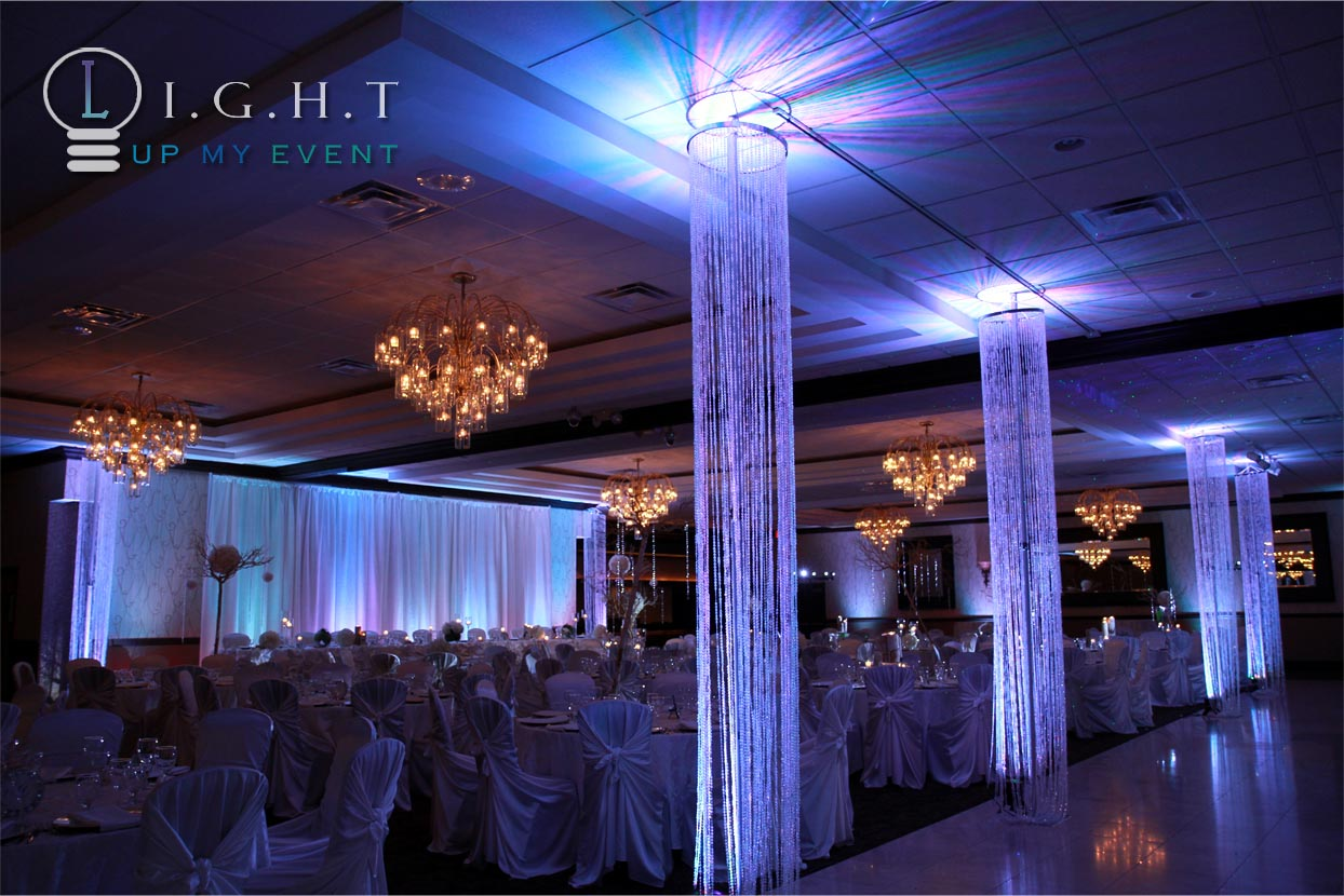 Michigan wedding lighting company for Lights company